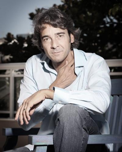 7º lugar - Alexandre Borges, 46, ator