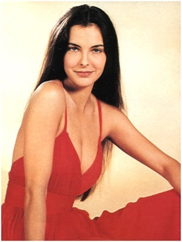 "Carole Bouquet interpretou Melina Havelock em ""For Your Eyes Only"", de 1981"