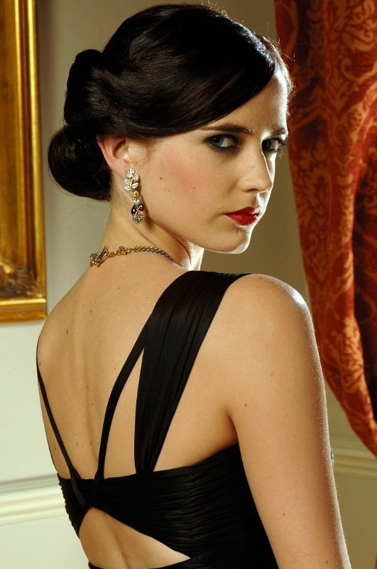 """Eva Green deu vida à Vesper Lynd, em """"Casino Royale"""", de 2004"""