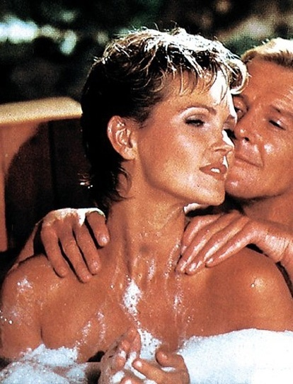 "Fiona Fullerton interpretou Pola Ivanova em ""A View to a Kill"", de 1985"