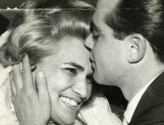 Casamento de Hebe Camargo com o empresário Décio Capuano (1964)