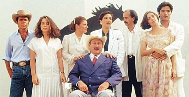 """Em 1988, a atriz Cláudia Abreu participou da novela """"Fera Radical"""". A trama contava a história de uma menina, Claudia, interpretada por Malu Mader, que teve a família morta em um massacre. Quinze anos se passaram e a moça permaneceu com a ideia de vingar-se de quem matou seus pais e o irmão"""