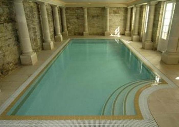 Mans es e apartamentos luxuosos das celebridades bol fotos bol fotos - Piscina interna casa ...