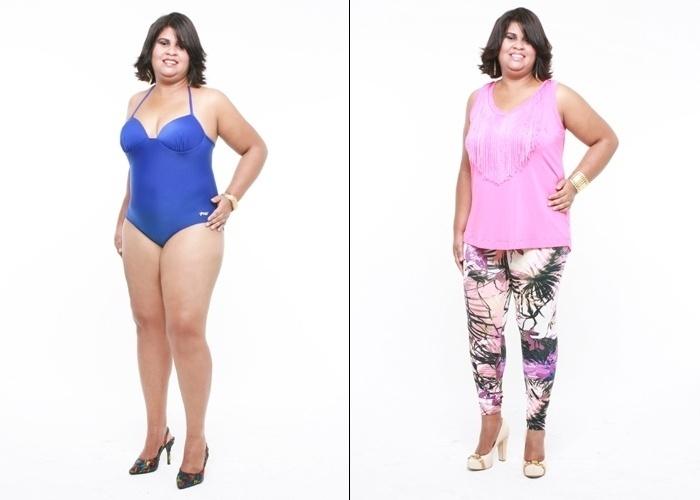 Fabiana Alves, 35 anos, atendente