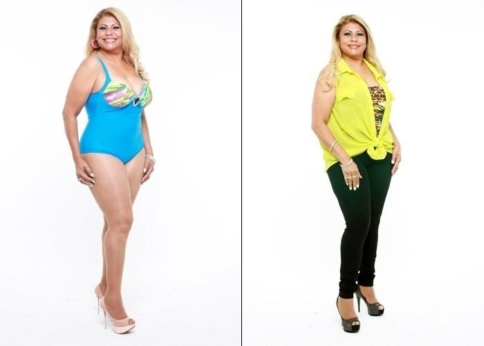 Graça Alencar, 44 anos, representante comercial