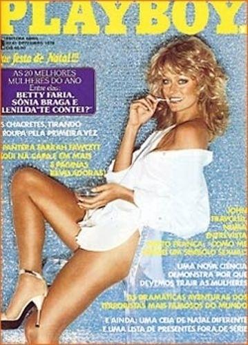 Dezembro de 1978 - Farrah Fawcett