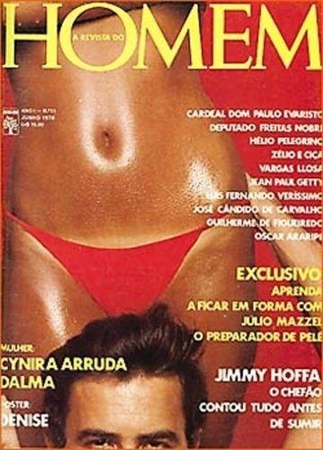 Junho de 1976 - Cynira Arruda