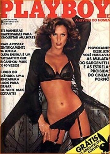 Setembro de 1978 - Debra (capa pela 3ª vez)
