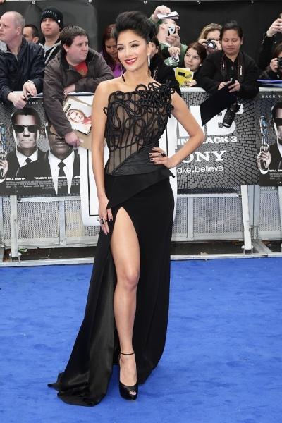 Nicole Scherzinger, cantora, ex-Pussycat Dolls