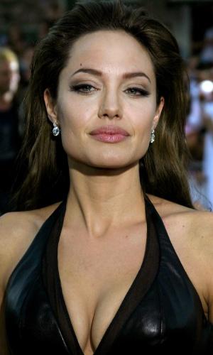 73º  lugar - Angelina Jolie