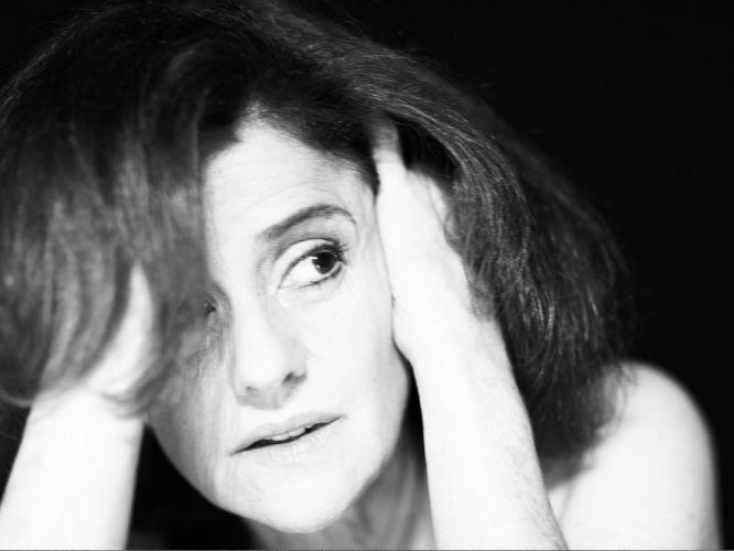 Marieta Severo posa para foto de Christian Gaul em 2009