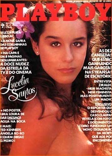 Abril de 1980 - Lucélia Santos