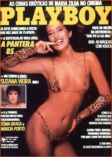 Abril de 1985 - Vera Lúcia