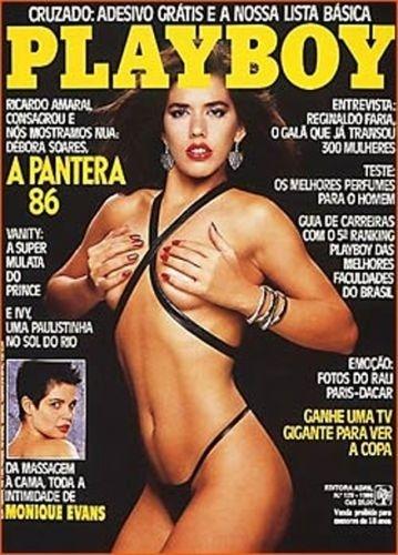 Abril de 1986 - Débora Soares