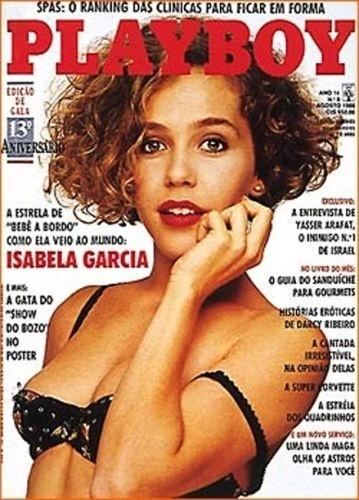 Agosto de 1988 - Isabela Garcia