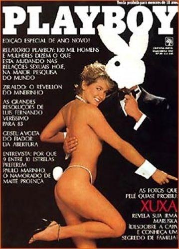 Dezembro de 1982 - Xuxa