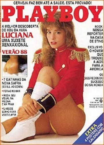 Dezembro de 1987 - Luciana Vendramini