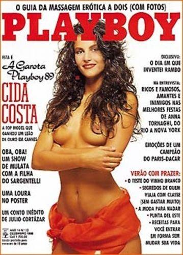 Dezembro de 1988 - Cida Costa