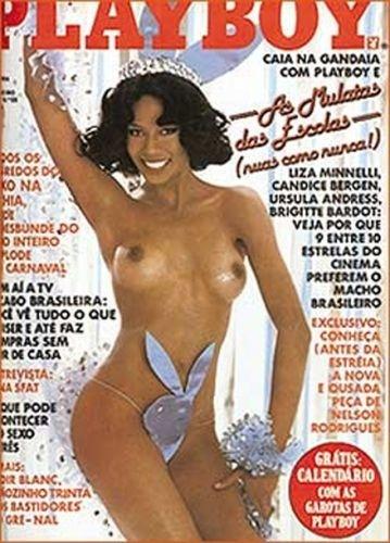 Fevereiro de 1980 - Sônia e as mulatas