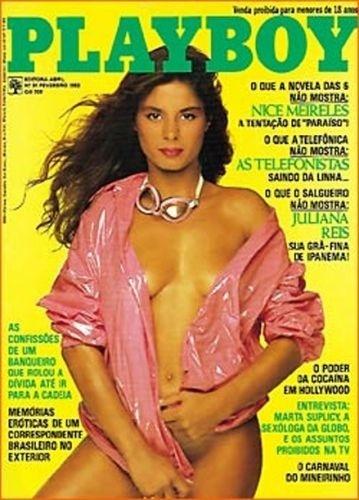 Fevereiro de 1983 - Nice Meireles