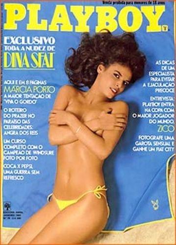 Janeiro de 1982 - Márcia Porto