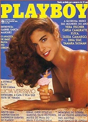 Janeiro de 1983 - Lúcia Veríssimo