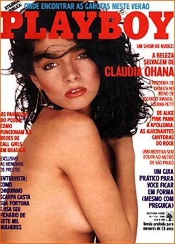 Janeiro de 1985 - Cláudia Ohana