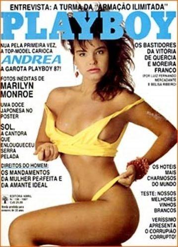 Janeiro de 1987 - Andrea Hetmanek