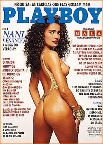 Janeiro de 1989 - Nani Venâncio