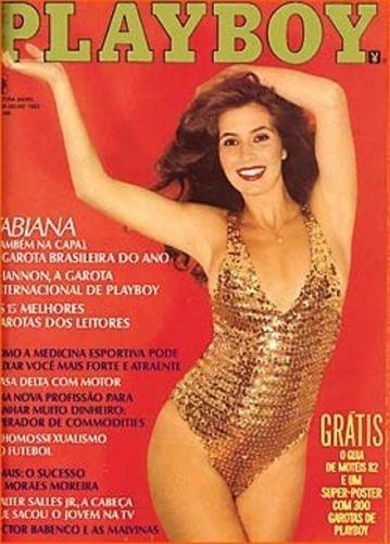 Julho de 1982 - Fabiana