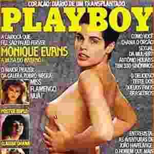 Reprodução/Playboy