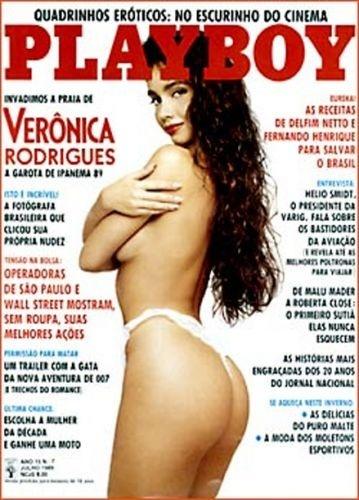 Julho de 1989 - Verônica Rodrigues