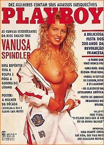 Junho de 1989 - Vanusa Spindler
