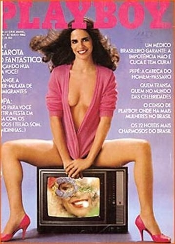 Maio de 1982 - Garota do Fantástico
