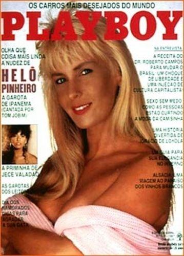 Maio de 1987 - Helô Pinheiro