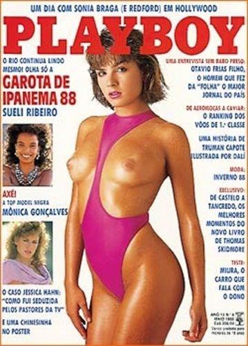 Maio de 1988 - Sueli Ribeiro