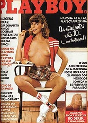 Março de 1980 - Kathleen (capa pela 2º vez)