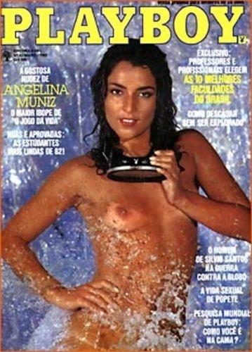 Março de 1982 - Angelina Muniz