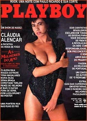 Março de 1987 - Cláudia Alencar