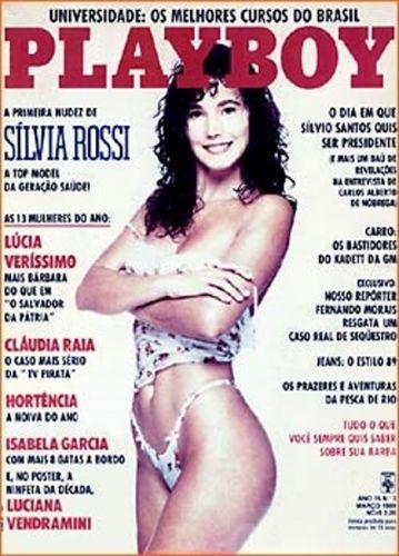Março de 1989 - Sílvia Rossi