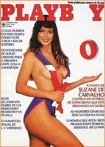 Outubro de 1982 - Suzane de Carvalho