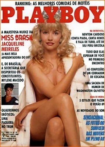Outubro de 1988 - Jacqueline Meireles