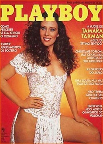 Setembro de 1982 - Tamara Taxman