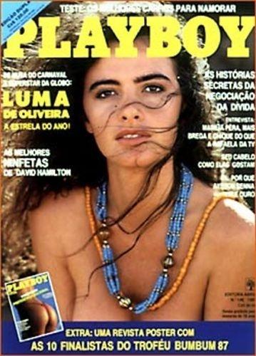 Setembro de 1987 - Luma de Oliveira