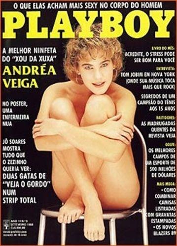 Setembro de 1988 - Andréa Veiga