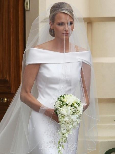 Charlene Wittstock, Princesa de Mônaco