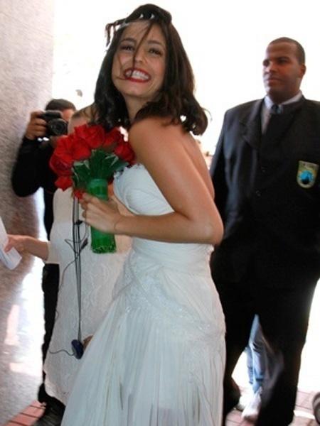 Emanuelle Araújo, atriz