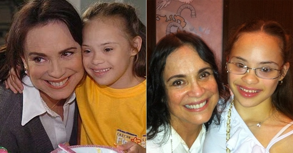 """Você se lembra da Clarinha da novela """"Páginas da Vida"""", de 2006? Ela fez o papel da filha adotada pela médica Helena (Regina Duarte), rejeitada pela vilã da trama de Manoel Carlos, Marta (interpretada por Lília Cabral) que ganhou a guarda da garota após a morte da filha Nanda (Fernanda Vasconcellos)"""