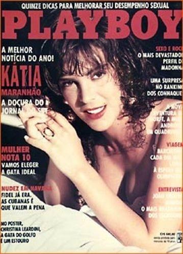 Abril de 1991 - Kátia Maranhão