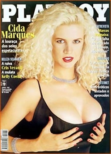 Abril de 1997 - Cida Marques